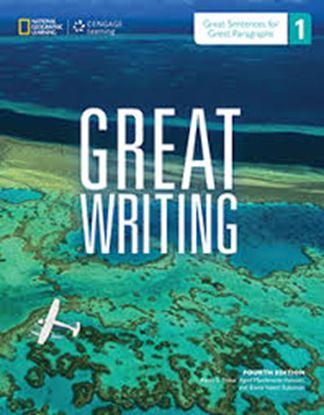 Εικόνα της Great Writing 1 eBook 2014