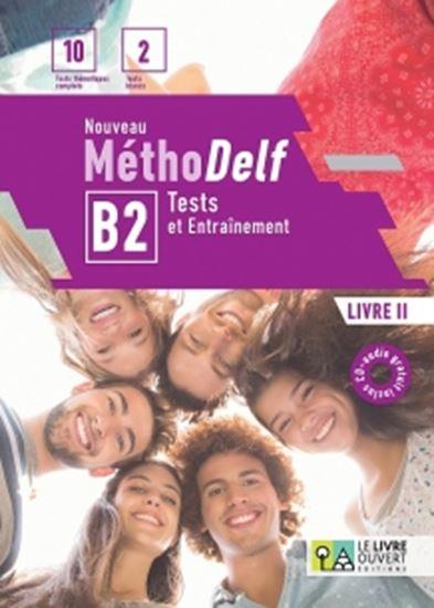 Εικόνα από NOUVEAU METHODELF B2 LIVRE II TESTS & ENTRAINEMENT