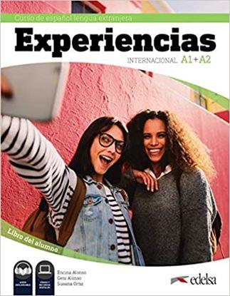 Εικόνα της EXPERIENCIAS INTERNATIONAL A1+A2 ALUMNO