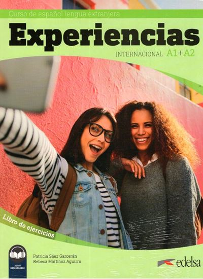 Εικόνα από EXPERIENCIAS INTERNATIONAL A1+A2 EJERCICIOS