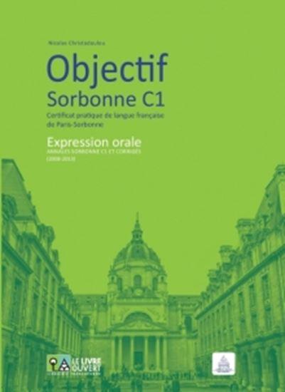 Εικόνα από OBJECTIF SORBONNE C1 METHODE