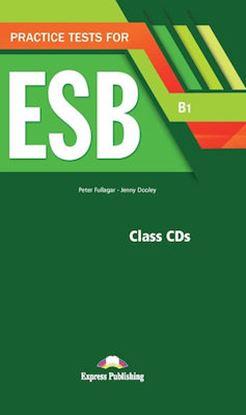 Εικόνα της PRACTICE TEST ESB B1 CD