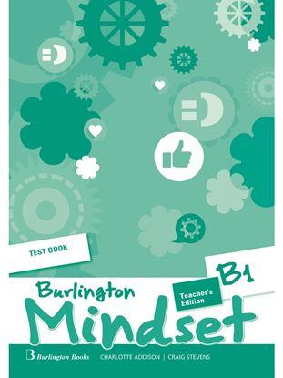 Εικόνα της BURLINGTON MINDSET B1 TCHR'S TEST