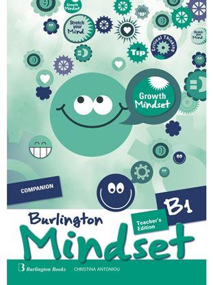 Εικόνα της Burlington Mindset B1 COMPANION(TEACHER'S EDITION)