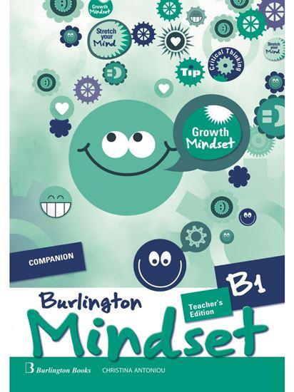 Εικόνα από Burlington Mindset B1 COMPANION(TEACHER'S EDITION)