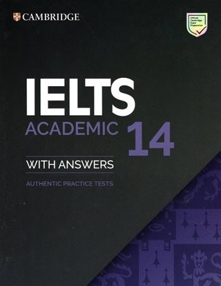 Εικόνα της CAMBRIDGE IELTS 14 ACADEMIC SB W/A