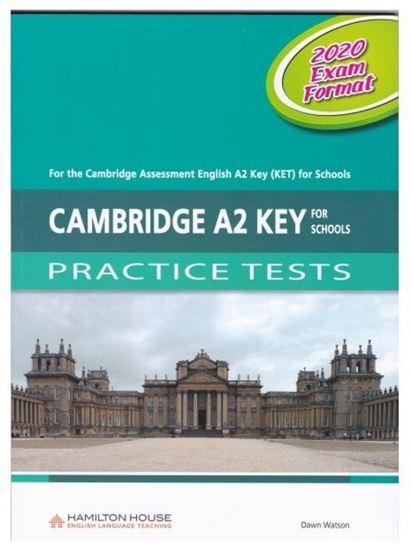 Εικόνα από CAMBRIDGE A2 KET KEY FOR SCHOOLS STUDENT'S BOOK 2020