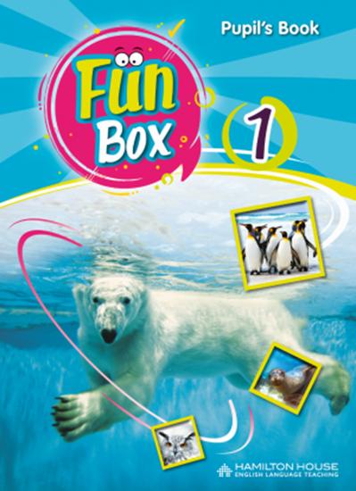 Εικόνα από FUN BOX 1 SB (+ALPHABET & STARTER BOOK)