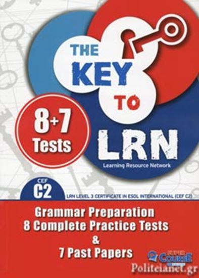 Εικόνα από THE KEY TO LRN CEF C2 8+7 TESTS
