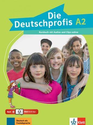 Εικόνα της DIE DEUTSCHPROFIS A2 KURSBUCH (+Audios online + KLETT BOOK-APP)