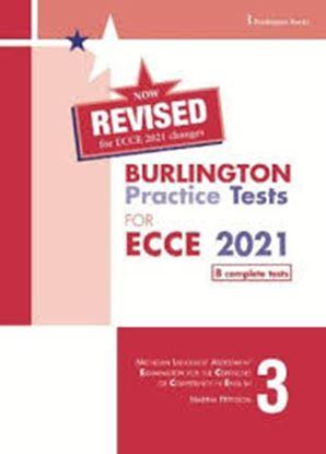 Εικόνα της REVISED BURLINGTON PRACTICE TESTS FOR ECCE 2021 BOOK 3 STUDENT'S BOOK