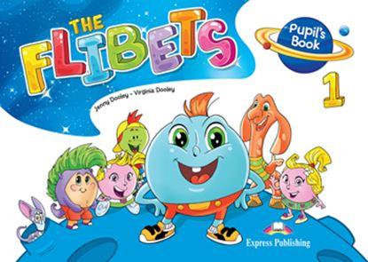 Εικόνα της THE FLIBETS 1 PUPILS BOOK