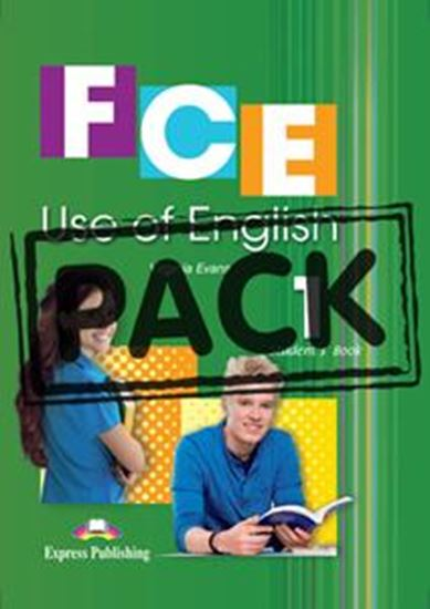 Εικόνα από FCE USE OF ENGLISH 1 SB (+ DIGIBOOKS APP) EDITION 2014