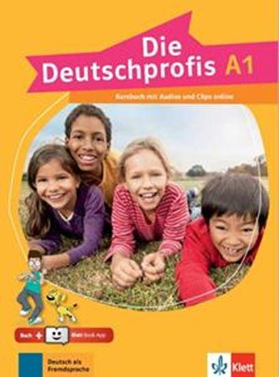 Εικόνα από DIE DEUTSCHPROFIS A1 KURSBUCH (+ONLINE AUDIOS+KLETT BOOK-APP)