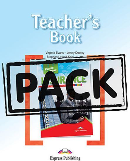 Εικόνα από CAREER PATHS INSURANCE TCHR'S PACK (+ SB + CDS + DIGIBOOK APP.)