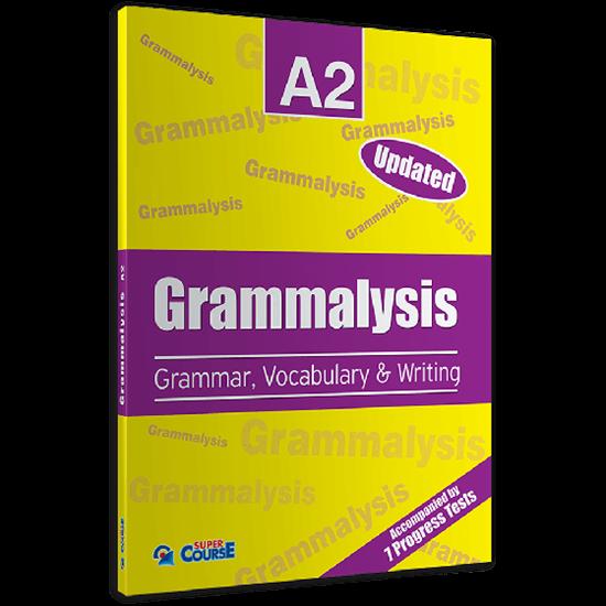 Εικόνα από GRAMMALYSIS A2 GRAMMAR & VOCABULARY SB