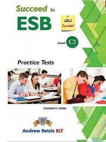 Εικόνα από SUCCESS IN ESB C1 10 PRACTICE TESTS + 2 SAMPLE PAPERS MP3 2018