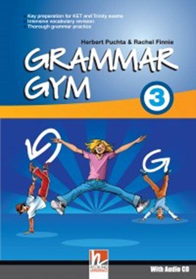 Εικόνα από GRAMMAR GYM Level 3  Student's Book + Audio CD