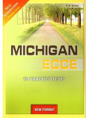 Εικόνα της NEW GENERATION MICHIGAN ECCE 10 PRACTICE TESTS SB NEW FORMAT 2021