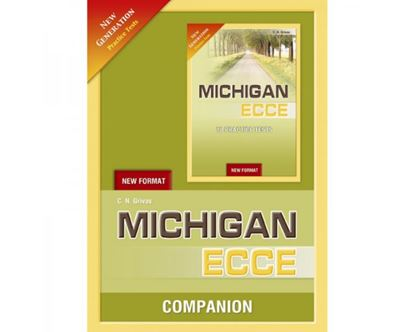 Εικόνα της NEW GENERATION MICHIGAN ECCE 10 PRACTICE TESTS COMPANION NEW FORMAT 2021