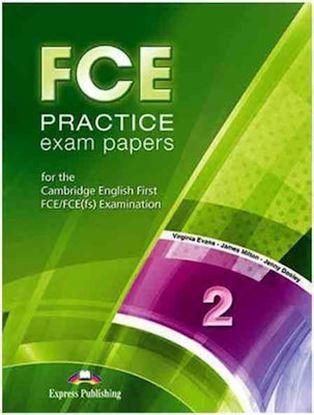 Εικόνα της FCE PRACTICE EXAM PAPERS 2 SB (+ DIGIBOOKS APP) 2015