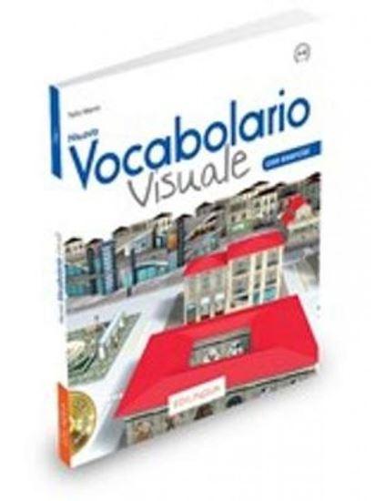 Εικόνα από NUOVO VOCABOLARIO VISUALE CON ESERCIZI (+ AUDIO CD)