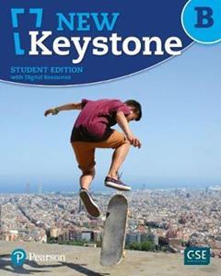 Εικόνα από KEYSTONE LEVEL B SB (+ DIGITAL RESOURCES)