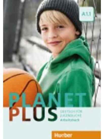 Εικόνα από PLANET PLUS A1.1 ARBEITSBUCH