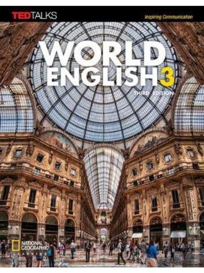 Εικόνα από World English 3E Level 3 Student's Book + My World English Online