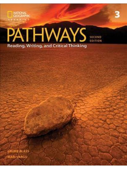 Εικόνα από PATHWAYS READING, WRITING & CRITICAL THINKING 3 SB 2ND ED