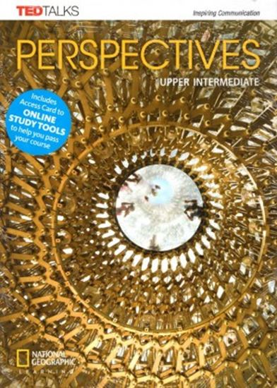Εικόνα από PERSPECTIVES UPPER-INTERMEDIATE BUNDLE (SB + EBOOK + ONLINE PRACTICE) - BRE