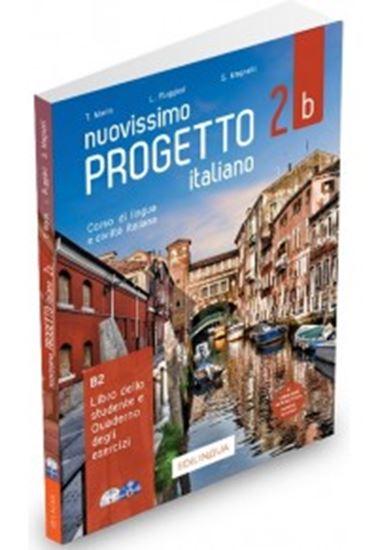 Εικόνα από NUOVISSIMO PROGETTO ITALIANO 2B NUOVO STUDENTE ED ESERCIZI (+CD+DVD)