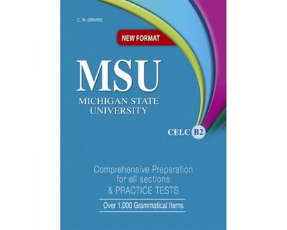 Εικόνα της NEW FORMAT MSU CELC B2 STUDENT'S SET 2021