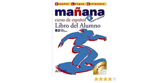 Εικόνα από MANANA 4 ALUMNO (+ CD) N/E