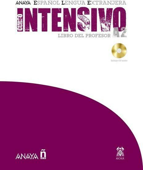 Εικόνα από ELE INTENSIVO A2 PROFESOR (+CD)