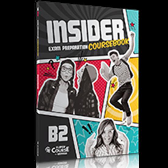Εικόνα από INSIDER B2 COURSEBOOK EXAM PREPARATION ΜΕ AUDIO DISC + GUIDE