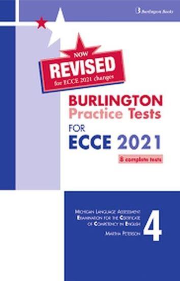 Εικόνα από PRACTICE TESTS MICHIGAN ECCE 4 SB 2021