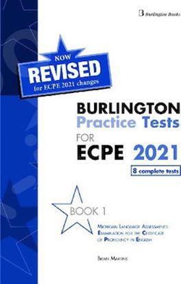 Εικόνα της PRACTICE TESTS MICHIGAN ECPE 1 SB 2021