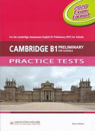 Εικόνα από CAMBRIDGE B1 PRELIMINARY PET FOR SCHOOLS STUDENT'S BOOK 2020