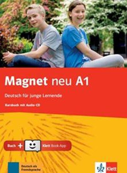 Εικόνα από MAGNET A1 KURSBUCH (+CD + KLETT BOOK-APP) NEU