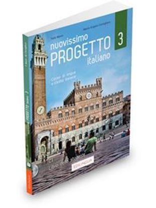 Εικόνα της NUOVISSIMO PROGETTO ITALIANO 3 STUDENTE (+CD)