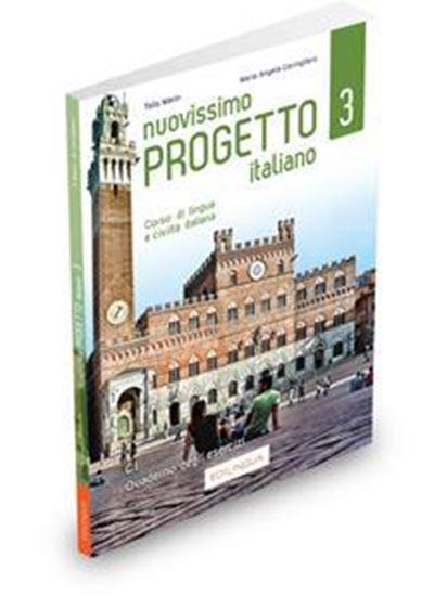 Εικόνα από NUOVISSIMO PROGETTO ITALIANO 3 ESERCIZI