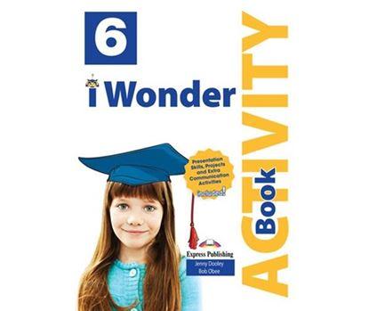 Εικόνα της I WONDER 6 ACTIVITY BOOK WITH DIGIBOOKS APP