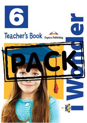 Εικόνα της I WONDER 6 TEACHER'S BOOK WITH POSTERS