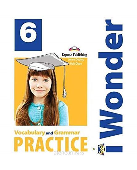 Εικόνα από I WONDER 6 VOCABULARY & GRAMMAR PRACTICE