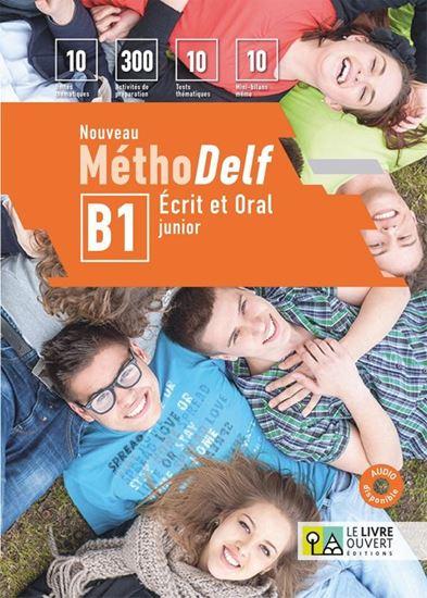 Εικόνα από NOUVEAU METHODELF B1 ECRIT ET ORAL LIVRE D' ELEVE (+TESTS)