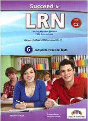 Εικόνα της SUCCEED IN LRN C2 STUDENT'S BOOK