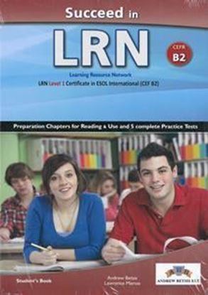 Εικόνα της SUCCEED IN LRN B2 SELF STUDY