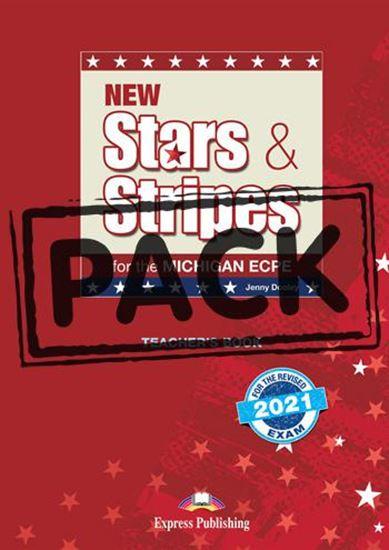 Εικόνα από NEW STARS & STRIPES FOR THE MICHIGAN ECPE TEACHER'S BOOK (+DIGI-BOOK) FOR THE REVISED 2021 EXAM