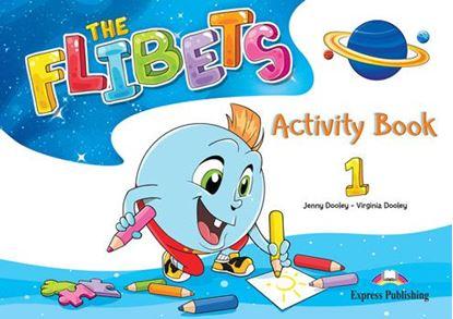 Εικόνα της THE FLIBETS 1 ACTIVITY BOOK
